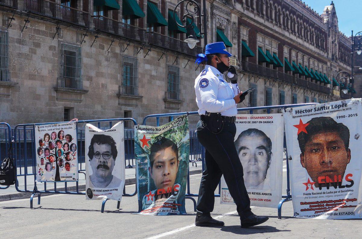 ONU-DH pide al Senado mexicano el aval para investigar las más de 73 mil desapariciones