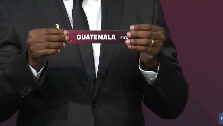 La Selección de Guatemala ya conoce a sus rivales en la eliminatoria mundialista. (Foto Prensa Libre)