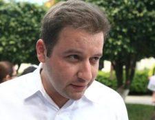 Roberto Barreda estaba procesado por la desaparición de Cristina Siekavizza. (Foto Prensa Libre: Hemeroteca PL)
