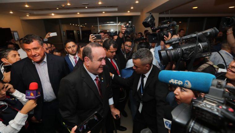 Hemeroteca: así fue la segunda vuelta electoral en la que Guatemala eligió a Alejandro Giammattei
