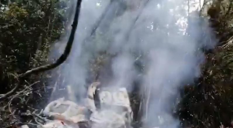Una persona pierde la vida en accidente de helicóptero en Chisec