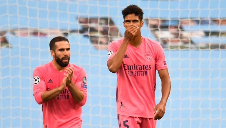 Varane autodestruye al Real Madrid: los dos errores que clasificaron al  Manchester City a cuartos de final – Prensa Libre