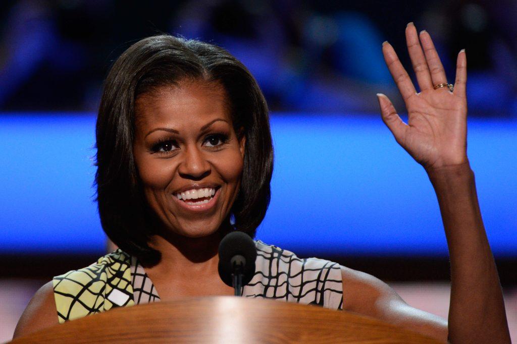 """""""Trump es el presidente equivocado"""": Michelle Obama abre convención demócrata en EE. UU."""