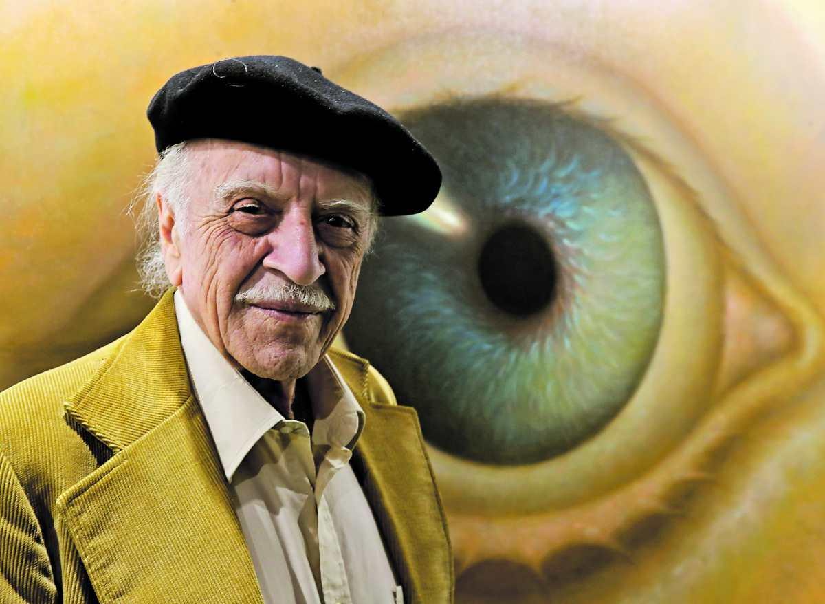 Fallece el maestro Rodolfo Abularach por problemas de salud