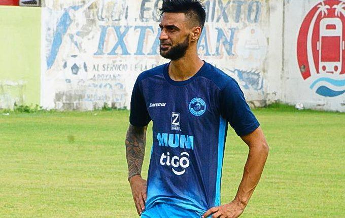 Esta es la segunda ocasión que el Acosta va a jugar en la Liga guatemalteca. Foto Prensa Libre: Tomada de redes Deportivo Iztapa