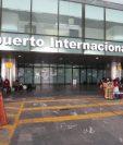 El Gobierno espera que la reapertura del Aeropuerto La Aurora de un espaldarazo a la reactivación económica. (Foto: Hemeroteca PL)