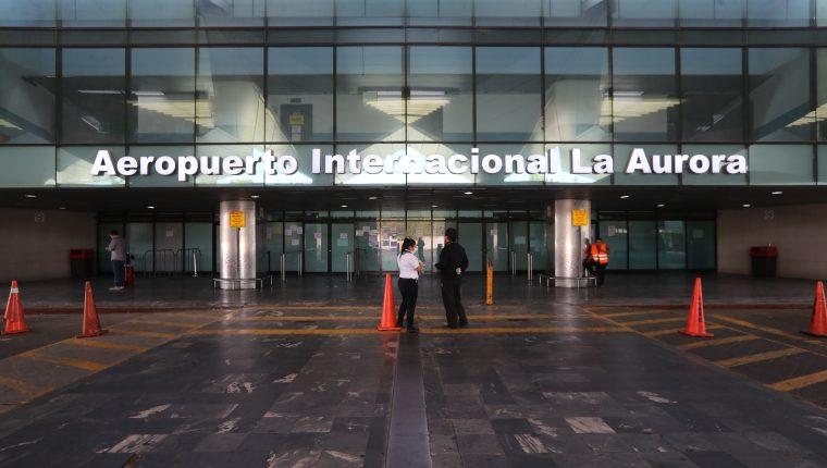 El Aeropuerto Internacional la Aurora empezará a recibir vuelos el 18 de septiembre de 2020. (Foto Prensa Libre: HemerotecaPL)