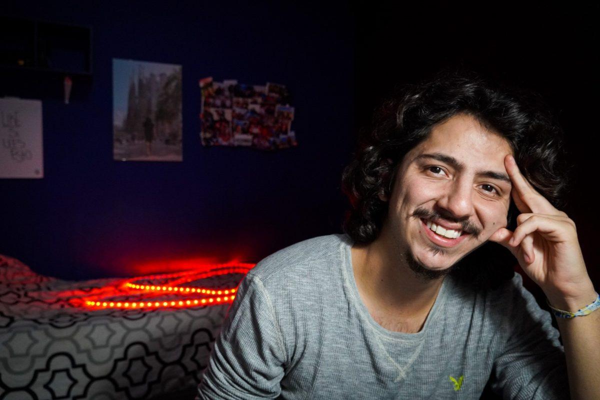 """""""Mi pecado"""", el nuevo sencillo de música latina de Alejandro Sago"""