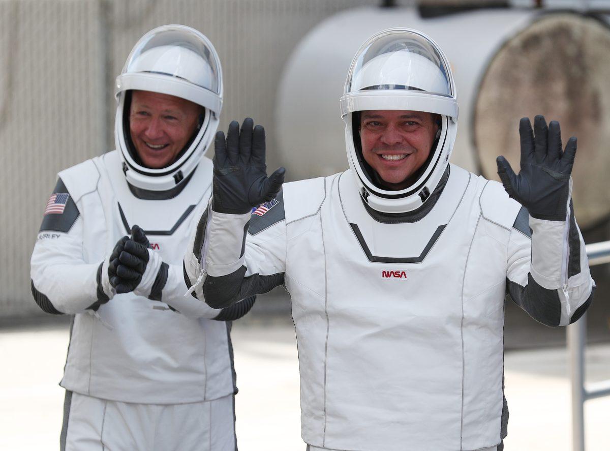 Astronautas de Estados Unidos se preparan para volver a la Tierra desde la Estación Espacial Internacional