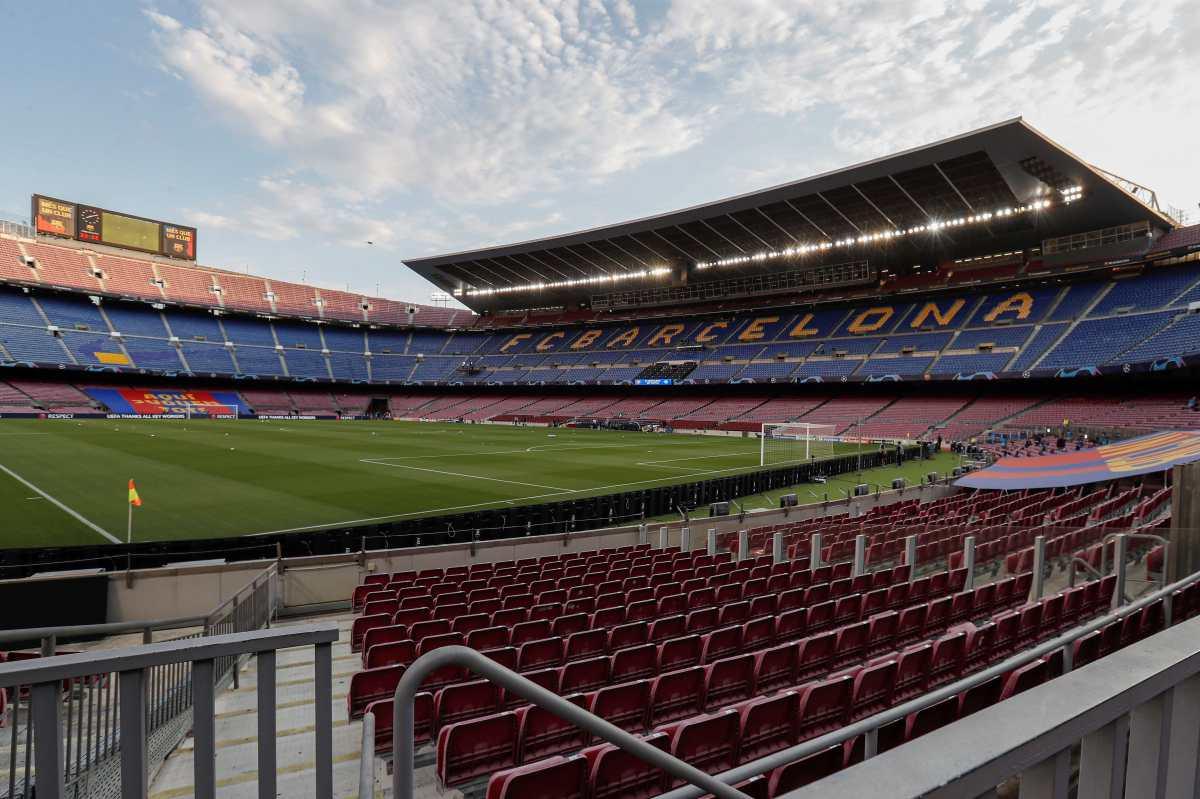 EN DIRECTO   FC Barcelona vs Nápoli