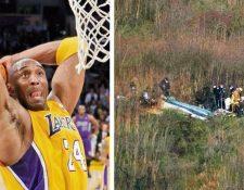 Errores de comunicación llevaron al accidente del deportista Kobe Bryant. (Foto: Hemeroteca PL)
