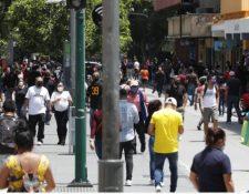 Guatemala mantiene medidas de prevención con la intención de prevenir más contagios de coronavirus. (Foto Prensa Libre: Hemeroteca PL)