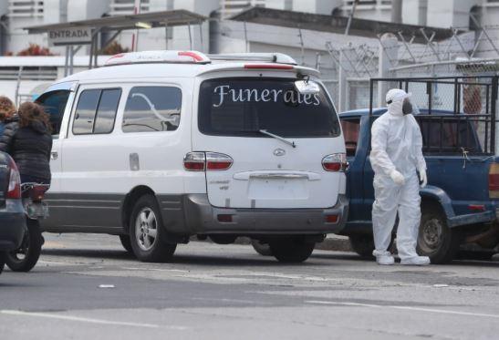 Guatemala supera los dos mil muertos por coronavirus. (Foto Prensa Libre: Hemeroteca PL)