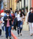 La reapertura de actividades pudo haber cambiado la percepción del futuro para la economía. (Foto, Prensa Libre: Hemeroteca PL).