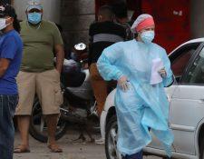 Honduras supera las mil muertes por coronavirus. (Foto Prensa Libre: EFE)