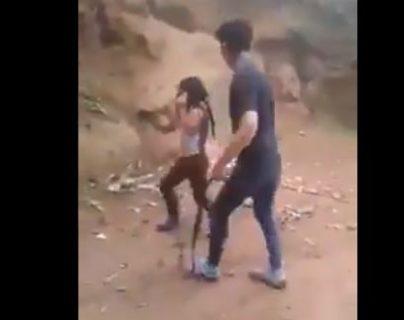 Capturan a hombre que agredió a niña que cayó en un pozo en San Juan Sacatepéquez