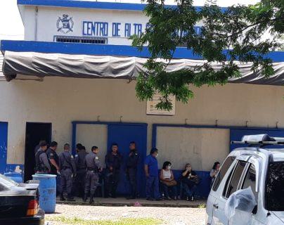 Autoridades del SP confirman 311 casos de coronavirus en reos. (Foto: Prensa Libre: Carlos Paredes)