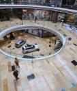 Varios comercios reabrieron sus puertas mientras varias empresas retomaron labores en los últimos 15 días. (Foto, Prensa Libre: Hemeroteca PL).