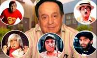 """Los programas de """"Chespirito"""" dejarán la televisión debido a supuestos problemas económicos con Televisa. (Foto Prensa Libre: Twitter @FlorindaMezaCH)."""