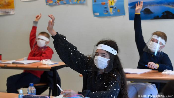 Alemania, lista para volver a la escuela en tiempos de coronavirus