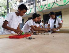 La Fundación sigue llegando a la juventud por medio de las redes sociales. Foto Prensa Libre: Cortesía