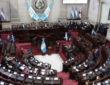 Congreso de la República. (Foto Prensa Libre: Hemeroteca PL)