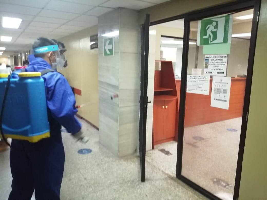 Coronavirus: Cómo será la reanudación de actividades en juzgados y oficinas del Organismo Judicial