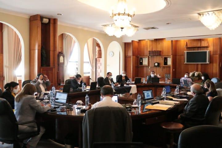 CSJ tramita antejuicio contra seis jueces y magistrados implicados en caso Comisiones Paralelas 2020