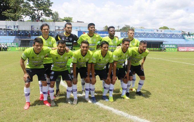Antigua GFC Apertura 2020