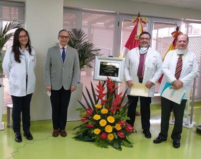 La segunda fase entregada al centro hospitalario lo ubica como uno de los más prestigiosos a nivel mundial. Foto Prensa Libre: Cortesía.