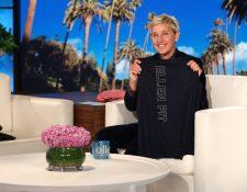 Ellen DeGeneres podría abandonar su show luego de que antiguos trabajadores denunciaran malas prácticas laborales en el show. (Foto Prensa Libre: Facebook @ellentv).