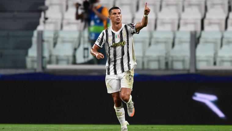 Cristiano, de 35 años, expresó su satisfacción por los 37 goles marcados con el Juventus. Foto Prensa Libre: AFP