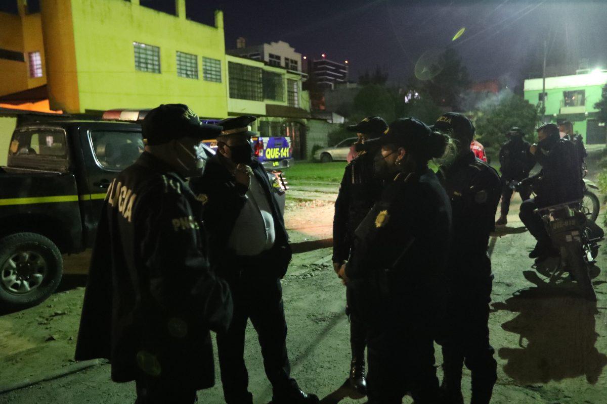 Cuál fue el reporte de la PNC sobre una supuesta fiesta clandestina que denunciaron vecinos de la zona 3 de Xela