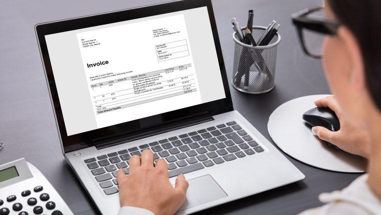 Para ser emisor de factura electrónica en línea se debe contar con Agencia Virtual de la SAT. (Foto, Prensa Libre: Hemeroteca PL).
