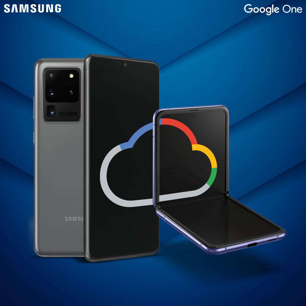 Todo lo que quieres está en Google, desde tu Samsung Galaxy