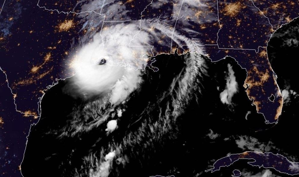 Luisiana y Texas sin víctimas y con daños menores tras el impacto del huracán Laura