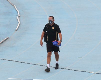 Salazar fue el responsable que Aparicio y Lezcano hayan llegado bien al juego inaugural del Apertura 2020