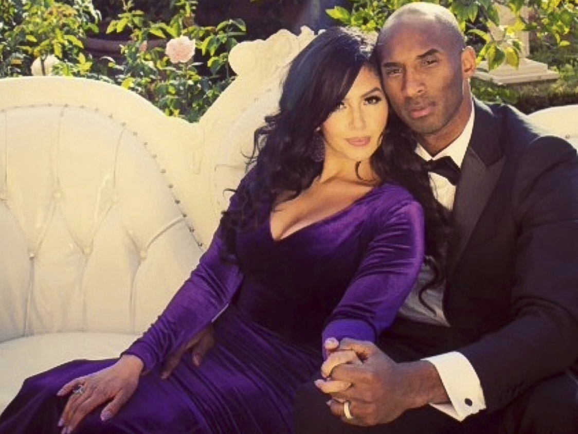 """""""Estoy enfadada por no haberme ido yo primero"""", el conmovedor mensaje de Vanessa Bryant por el cumpleaños de Kobe"""