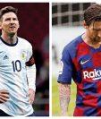 Lionel Messi pasa por su peor momento en el Barcelona. (Foto Prensa Libre: Hemeroteca PL)