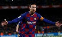 El futbolista argentino del FC Barcelona Lionel Messi. (Foto Prensa Libre: DW)
