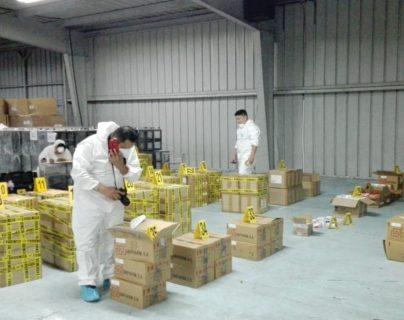MP secuestra 100 cajas con medicinas vencidas que se encontraron en el Hospital del Parque de la Industria y las enviará a Inacif para análisis
