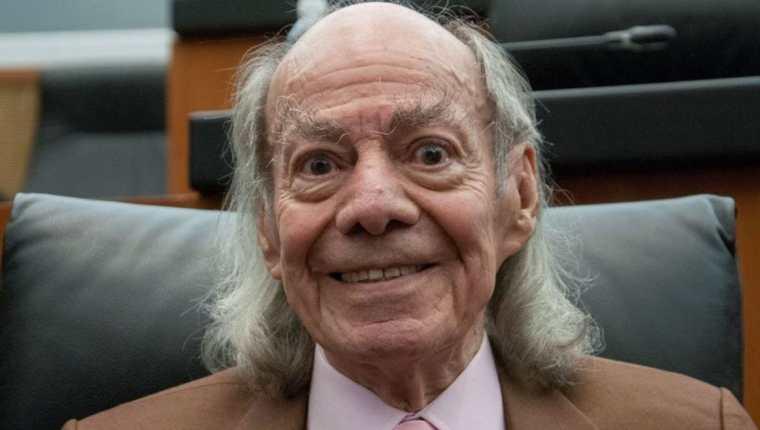 El comediante mexicano Manuel 'El Loco' Valdés. (Foto Prensa Libre: Tomada de La-Saga.com)
