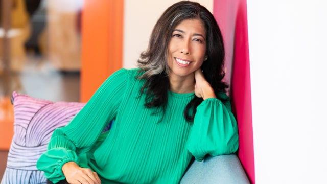 Maren Lau, vicepresidenta para América Latina de Facebook.