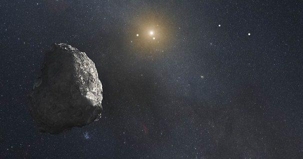Cómo unos meteoritos pueden dar con el origen del agua en la Tierra