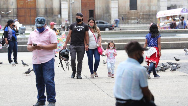 Los guatemaltecos no confían en las cifras oficiales. (Foto Prensa Libre: Hemeroteca PL)
