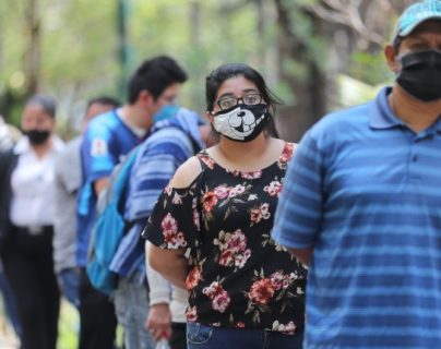 Coronavirus: Uso de mascarilla ya es un hábito entre guatemaltecos