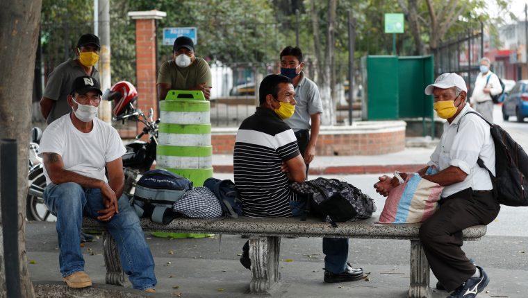 El Mides indicó que de las personas que respondieron el formulario de priorización, al menos 1 millón 807 mil 961 (93%) se consideraron en pobreza. (Foto Prensa Libre: Hemeroteca)