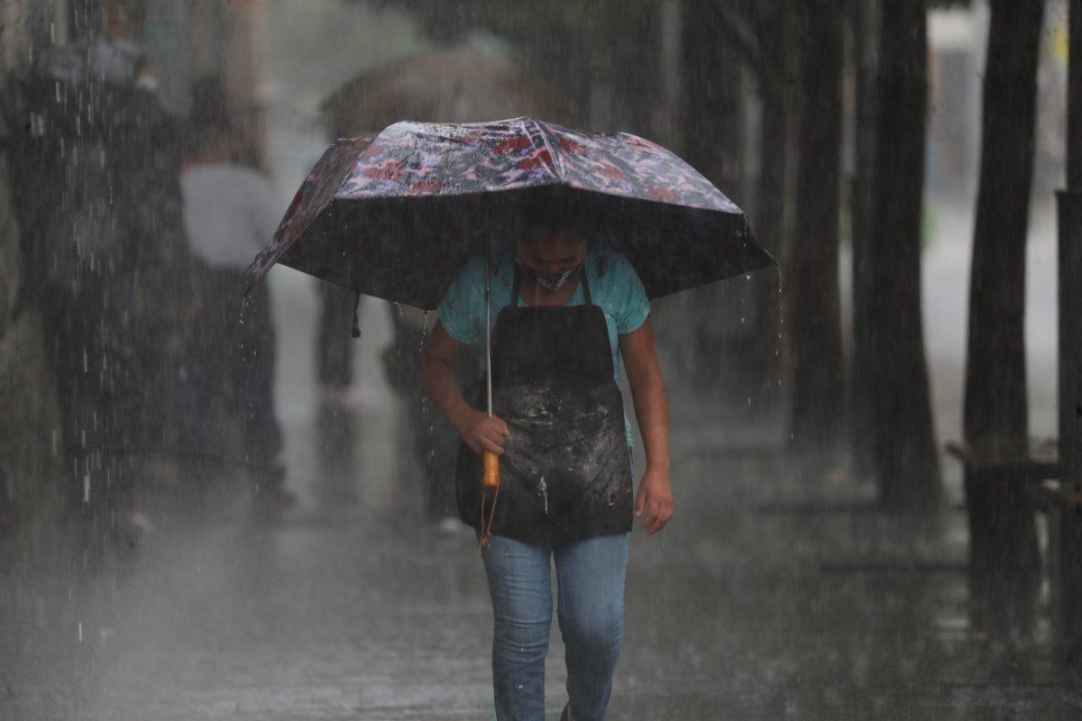 Más de 23 mil personas fueron afectadas por las lluvias en la última semana