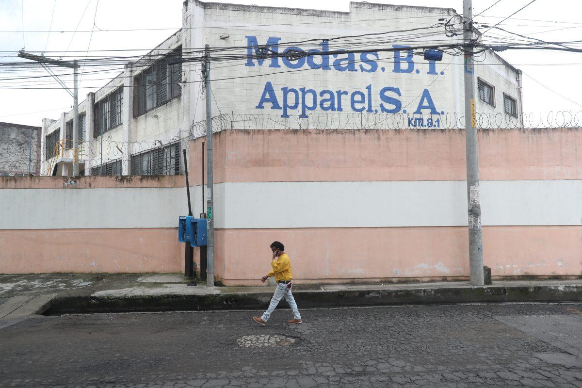Coronavirus: Fábrica textil con 20 años en Guatemala cierra y liquida a sus 800 trabajadores