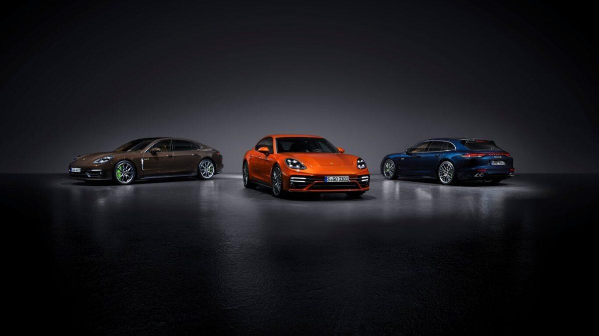 Presentan el nuevo Porsche Panamera